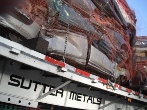 Sutter Metals Trailer